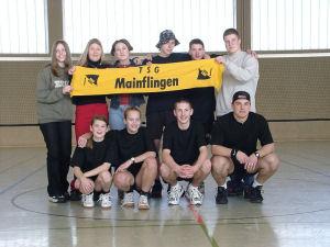 Jugendmeister-Mannschaft 2001